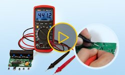 Measuring Capacitance without Desoldering Capacitors from a PCB. Is it possible?