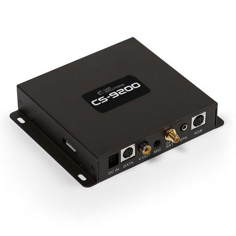 Автомобильный навигационный блок CS9200RV для мультимедийных систем