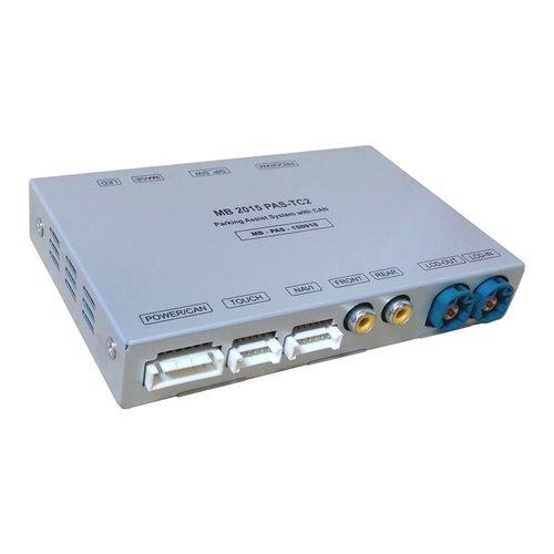 Адаптер для подключения камер в Mercedes-Benz NTG 5.0/5.1 с активными парковочными линиями