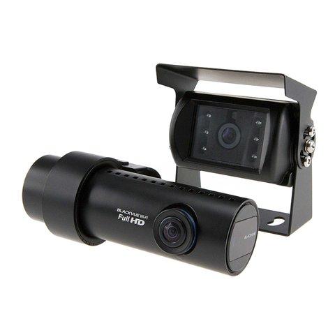 Відеореєстратор із GPS, G сенсором та сенсором руху BlackVue DR 650GW 2СH Truck