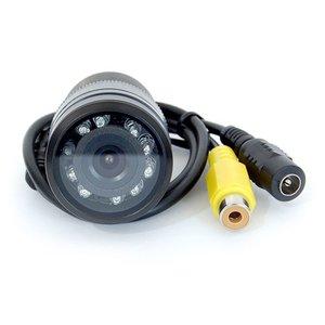 Cámara universal de visión trasera con iluminación GT S618CCD