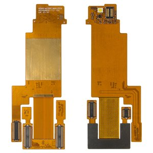 Flat Cable for LG KE500, ME550 Cell Phones, (for mainboard, with components)