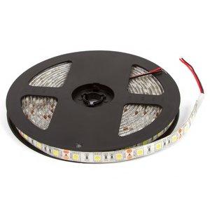 LED Strip SMD5050 (high-brightness, cold white, 300 LEDs, 12 VDC, 5 m, IP65)