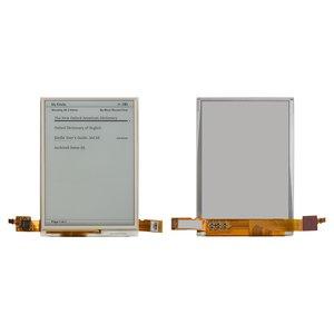 Pantalla LCD para lector de libros electrónicos Ebook 6