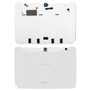 Tapa trasera para tablet PC Samsung N8000 Galaxy Note, blanco