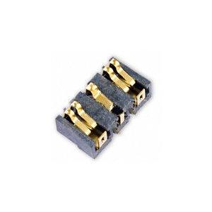 Коннектор батареи для мобильных телефонов Sony Ericsson J300, K300, K500, K700, K750, M600, P990, T230, W300, W700, W800, W810, Z520, Z530, Z550
