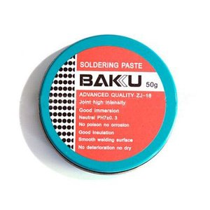 Флюс паста BAKU ZJ-18/BK-50, 50 г