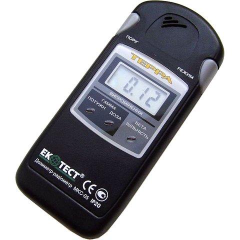 Дозиметр радиометр EcoTest TERRA MKS 05