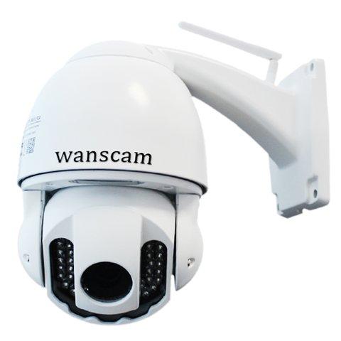 Безпровідна IP камера спостереження HW0025 720p, 1 МП
