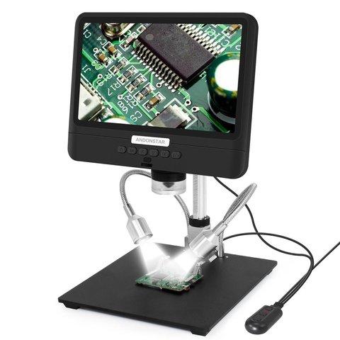 Цифровий мікроскоп з дисплеєм Andonstar AD208