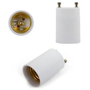Base Adapter (GU24 to E27, white)