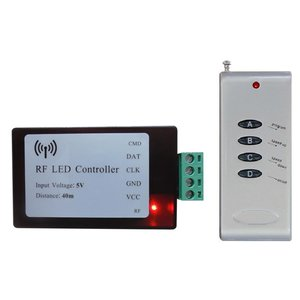 LED RF Wireless Controller H802NA
