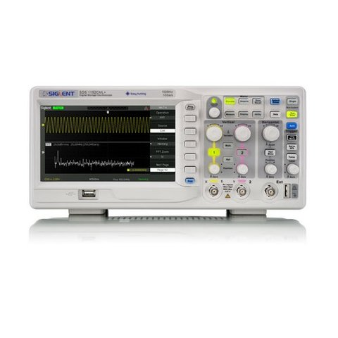 Digital Oscilloscope SIGLENT SDS1052DL+